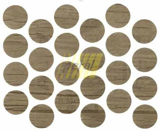 Заглушка самоклеющаяся на минификс 0283 шато перламутровый