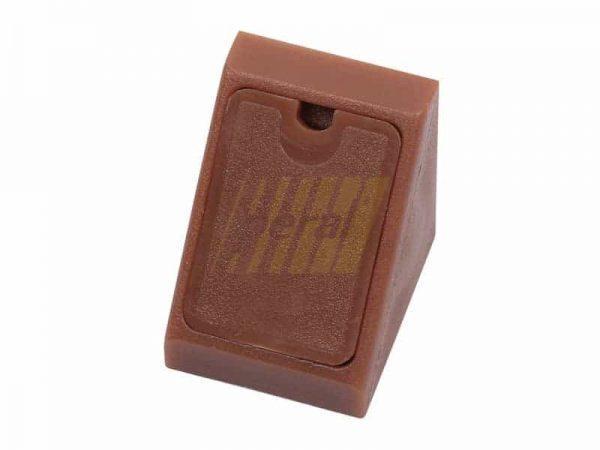 Уголок одинарный пластиковый бук (командор)