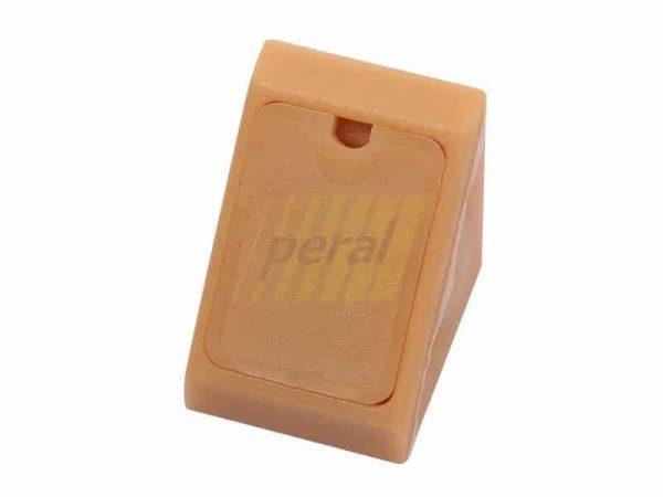 Уголок одинарный пластиковый бук (витал)