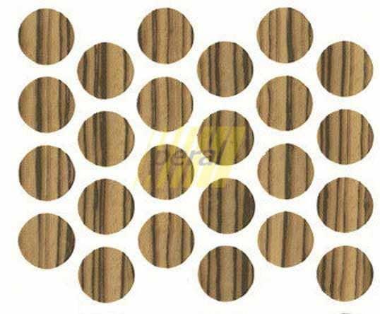 Заглушка самоклеющаяся на минификс 3510 кордоба светлая