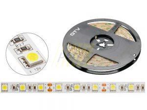 Лента светодиодная GTV на 60 диодов 5050 5 м