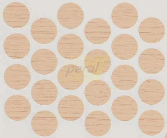 Заглушка самоклеющаяся на минификс 7523 дуб атланта