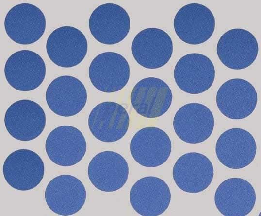 Заглушка самоклеющаяся на минификс 9023 синяя