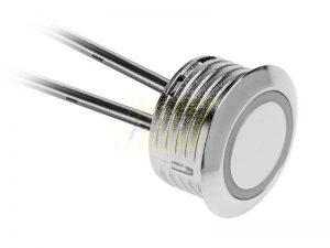 Выключатель сенсорный GTV с регулировкой яркости 12V, 20W, хром
