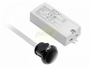 Выключатель GTV бесконтактный динамический 100-240V, белый