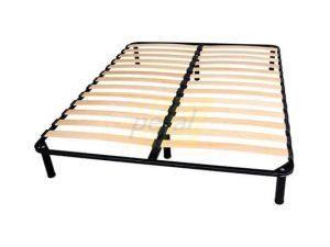 Каркас для кровати двойной 1900x1200 мм