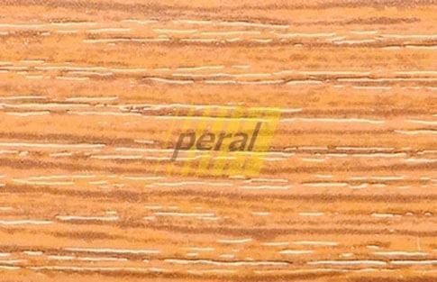 Кромка ПВХ Kromag 15.07 Дуб Лугано темный 22x0,6 мм