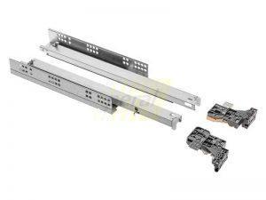 Тандемы полного выдвижения GTV 2D Modern slide 500 мм, под 18 мм