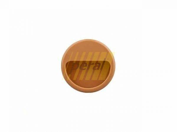 Ручка мебельная MD 6110 (DD61 T16) бук