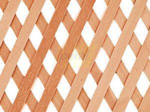 Сетка плетеная 1200x620 мм дерево дуб