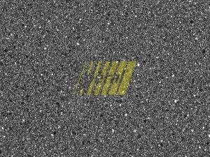 Столешница Kronospan <br>0288 (K203) PE Гранит антрацит 4100x600x38 мм