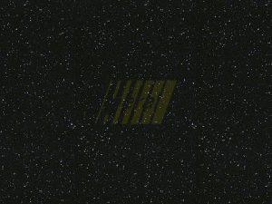 Столешница Kronospan <br>6293 (K218) SQ Андромеда черная 4100x600x38 мм