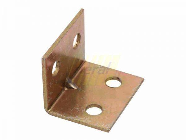 Уголок металлический 20x20 мм