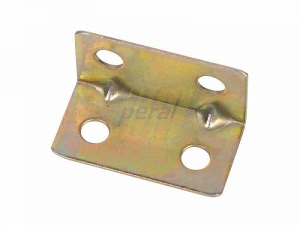 Уголок металлический 35x20 мм