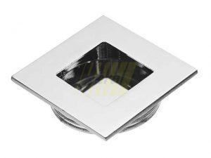 Ручка мебельная GTV UZ-00B226-01 квадрат