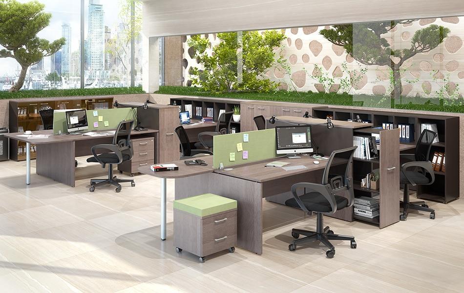 Как правильно выбрать мебель для офиса?
