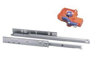 Тандемы полного выдвижения GTV Modern slide 250 мм, Tip-On