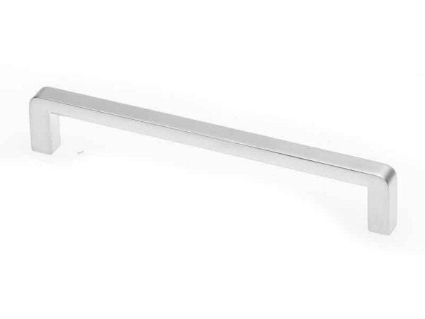 Ручка мебельная GTV BAGIO, 160 мм алюминий