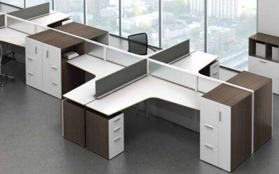 Как офисная мебель помогает повысить продуктивность работы