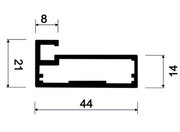 Рамочный профиль АДС P31