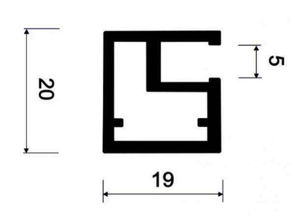 Рамочный профиль АДС P32