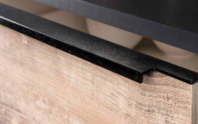 Эстетика и практичность мебели во многом определяется правильным выбором ручки