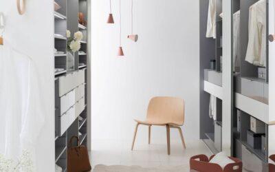 Гардеробные комнаты — обязательный элемент современной квартиры
